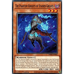 The Phantom Knights of Stained Greaves - PHRA-EN002 - Common 1st Edition