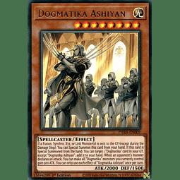 Dogmatika Ashiyan - PHRA-EN009 - Ultra Rare 1st Edition