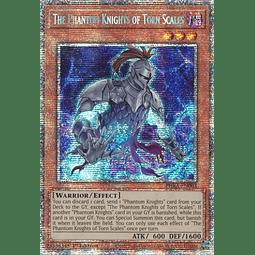 The Phantom Knights of Torn Scales - PHRA-EN003 - Starlight Rare 1st Edition