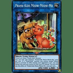 Prank-Kids Meow-Meow-Mu - PHRA-EN049 - Super Rare 1st Edition