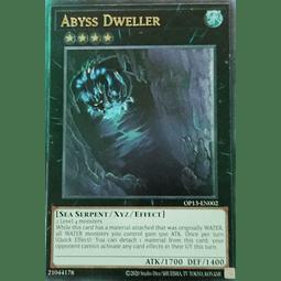 Abyss Dweller - OP13-EN002 - Ultimate Rare