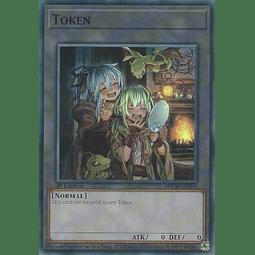 Token - SDCH-ENT04 - Super Rare 1st Edition