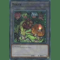 Token - SDCH-ENT05 - Super Rare 1st Edition