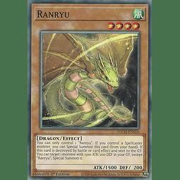 Ranryu - SDCH-EN010 - Common 1st Edition