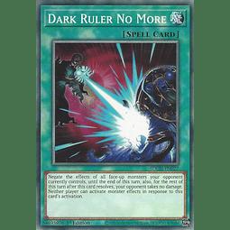 Dark Ruler No More - SDCH-EN027 - Common 1st Edition