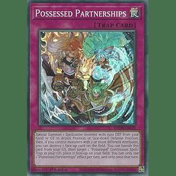 Possessed Partnerships - SDCH-EN028 - Super Rare 1st Edition