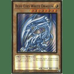Blue-Eyes White Dragon - MAGO-EN001 - Premium Gold Rare 1st Edition