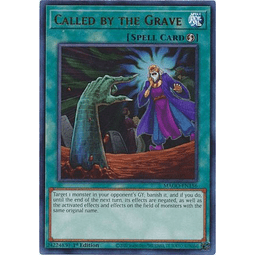 Called by the Grave - MAGO-EN156 - Rare 1st Edition