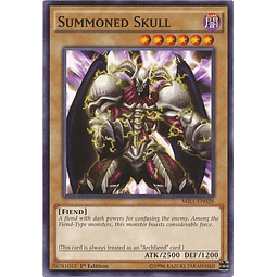 Summoned Skull - mil1-en028 - Common 1st Edition