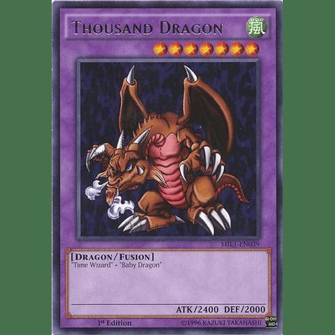 Thousand Dragon - MIL1-EN039 - Rare 1st Edition