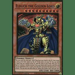Eldlich the Golden Lord - MAGO-EN024 - Premium Gold Rare 1st Edition