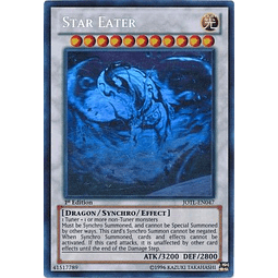 Star Eater - JOTL-EN047 - Ghost Rare 1st Edition