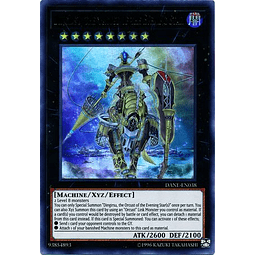 Dingirsu, the Orcust of the Evening Star - DANE-EN038 - Ultra Rare Unlimited