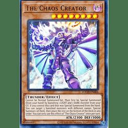 The Chaos Creator - TOCH-EN006 - Collectors Rare Unlimited