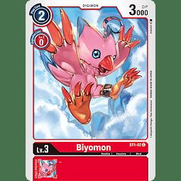 Biyomon - ST1-02