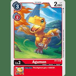 Agumon - ST1-03