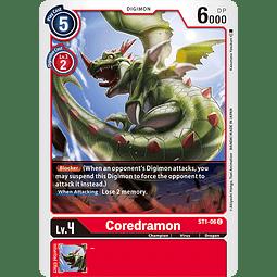Coredramon - ST1-06
