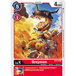 Greymon - ST1-07