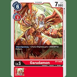 Garudamon - ST1-08