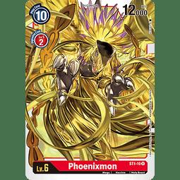 Phoenixmon - ST1-010