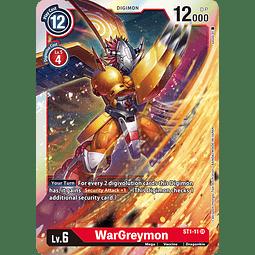 WarGreymon - ST1-011
