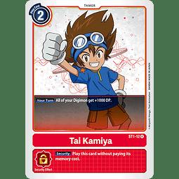 Tai Kamiya- ST1-012