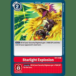 Starlight Explosion - ST1-014