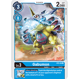 Gabumon - ST2-03