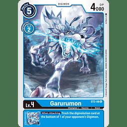 Garurumon - ST2-06