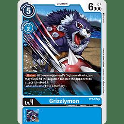 Grizzlymon - ST2-07