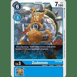 Zudomon - ST2-09