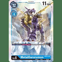 MetalGarurumon - ST2-011