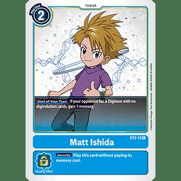 Matt Ishida - ST2-012