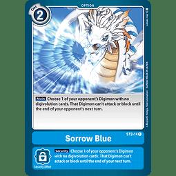 Sorrow Blue - ST2-014