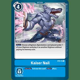 Kaiser Nail - ST2-015