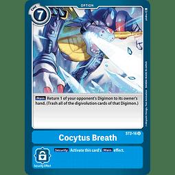 Cocytus Breath - ST2-016