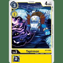 Tapirmon - ST3-03
