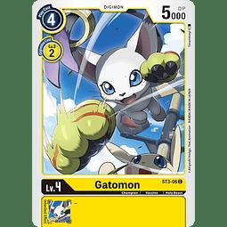 Gatomon - ST3-06
