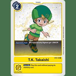 T.K. Takaishi - ST3-012