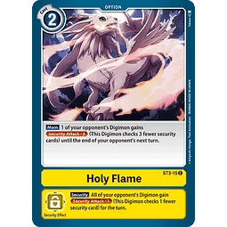 Holy Flame - ST3-015