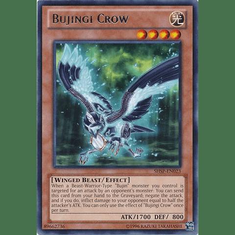 Bujingi Crow -shsp-en023- Rare Unlimited