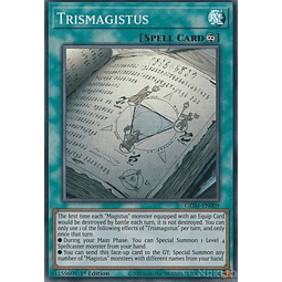 Trismagistus - GEIM-EN009 - Super Rare - 1st Edition