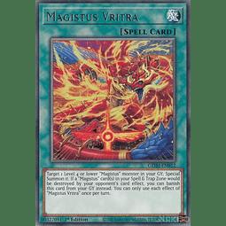 Magistus Vritra - GEIM-EN012 - Rare - 1st Edition