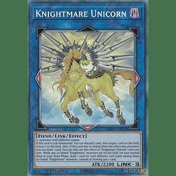 Knightmare Unicorn - GEIM-EN050 - Collector's Rare - 1st Edition