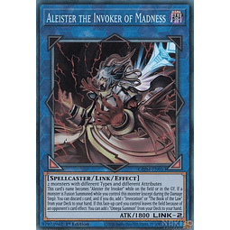 Aleister the Invoker of Madness - GEIM-EN053 - Collector's Rare - 1st Edition