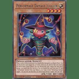 Performage Damage Juggler - GEIM-EN060 - Rare - 1st Edition