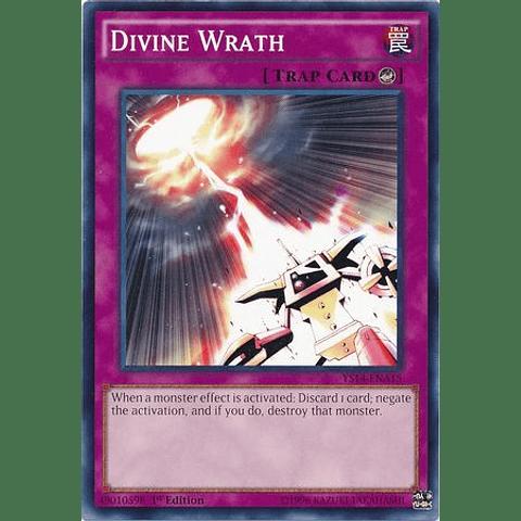 Divine Wrath - ys14-ena15 - Common 1st Edition