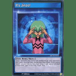 It's Jinzo! - SBCB-ENS04 - Common - 1st Edition
