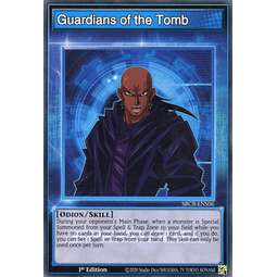 Guardians of the Tomb - SBCB-ENS06 - Common - 1st Edition