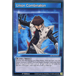 Union Combination - SBCB-ENS07 - Common - 1st Edition